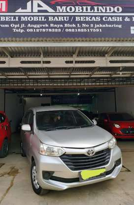 Dijual Toyota Avanza E 2017 MT
