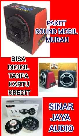 Paket Sound Hemat Tv Mobil Plus Sound Mobil Bisa Di Cicil / Dikredit