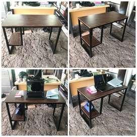 Meja Kantor/Meja Belajar Minimalis Murah