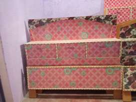 Simple single bed and dabbule bed very chipest prise me