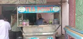 Tea cafe for sale