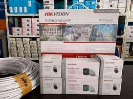 Tangerang Selatan Jual paket CCTV 2mp lengkap bergaransi