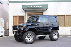 Maruti gypsy jeep