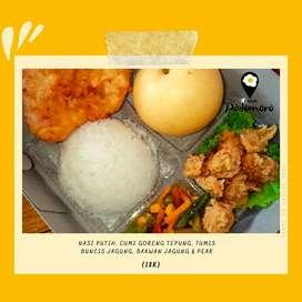 Catering Harian Nasi Box Murah