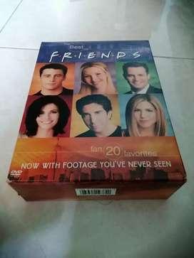 "1 Box set DVD serial ""The Best of Friends' ORI"