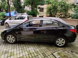 Excellent condition VERNA - 2011 October model for sale
