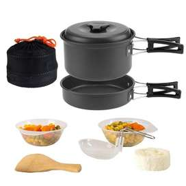 Nesting Outdoor Camping Cookware