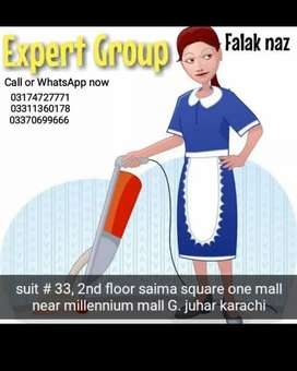 Male/ female Maids , expert cook , baby sitter, and patient attendant