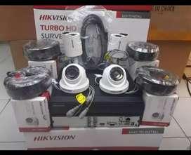 Pusat pasang kamera CCTV hikvision di area citeureup
