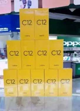Real me c12 box pack available non active original company pack