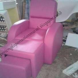 bangku refleksi pink fanta atau kursi refleksi