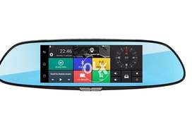 Car DVR Video Mirror Android GPS FHD 1080P Video Recorder