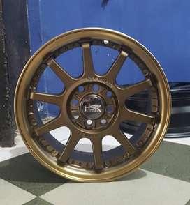 Velg Racing Import Ring 15 Untuk Mobil Jazz Mobilio Yaris