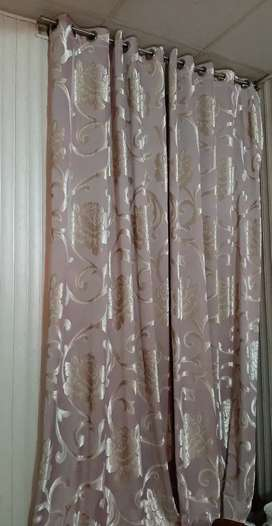 LIGHT PURPLE CURTAINS