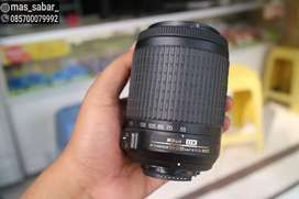 lensa nikon 55-200mm murah