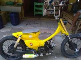 Honda grand custom