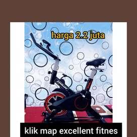 sepeda statis spin spinning bike Excellent-666 alat fitnes