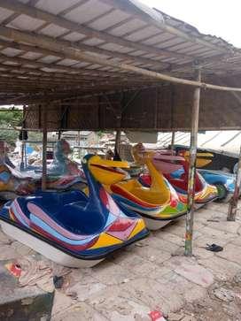 jual permainan untuk wahana air, sepeda air,waterball,handboat,kano