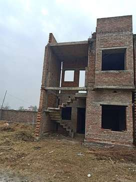 100 Sq Yrad Under Construction house for sale at Palm Garden, sahnewal