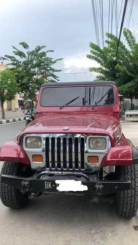 Jeep hardtop cj7