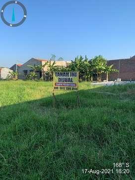 Tanah Kavling 61 M2 Sukorejo Buduran