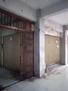 Jual Toko di Pasar, 2 pintu