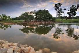 Kavling Hook 235,75 M2 Area Resort Nuvasa Bay - Sinar Mas Land - Batam