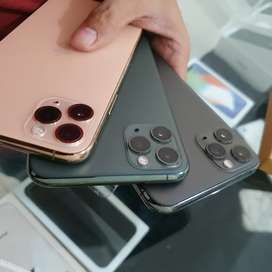 BH 100% Seperti Beli Baru iPhone 11 Pro Max 256 GB Eleven ProMax 256GB