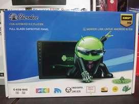 Android mobil 9 inch voice command terbaru garansi 1thn
