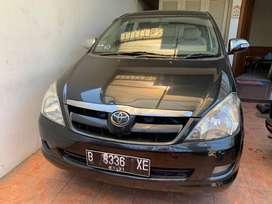 Innova 2006 TIPE G Hitam Istimewa Murah Mobil Surabaya Gresik Sidoarjo