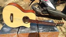 Gitar akustik tanbes apx natural new