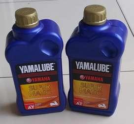 YAMALUBE SUPER MATIC OIL 10W-40