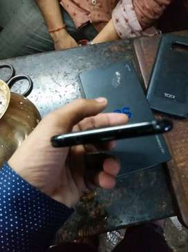 Samsung S8+ 4GB ram 64 all working only glass broken