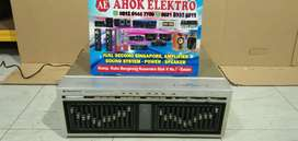 Kenwood GE+1000 Stereo graphic equalizer 2x12channel made in japan
