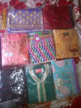Saree Items with NEW DESIGNS