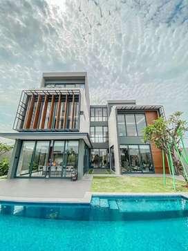 Rumah mewah 3 lantai ala Sultan di BSD