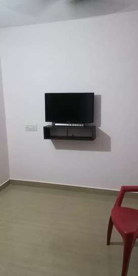 2bed room attached bathroom, dinning room,work area,near aster medcity