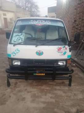 Toyota hiace  mint condition