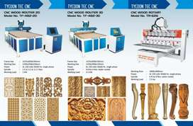 TYCON TEC CNC wood router machine