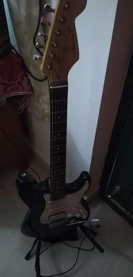 Electric Guitar Vault ST1RW/Beginners Guitar