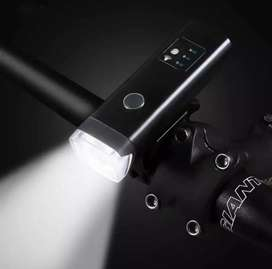 Lampu depan sepeda LED Rechargeable