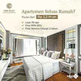 FOR SALE One East Apartemen