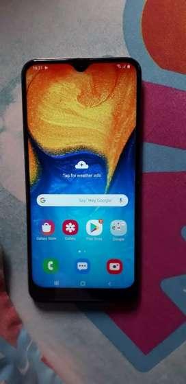 Samsung a20 3GB Ram 32 GB internal