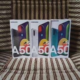 Resmi Paling Murah Samsung A50S 4/64