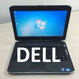 DELL  i5 (3rd gen) 4gb ram (bill & warranty)