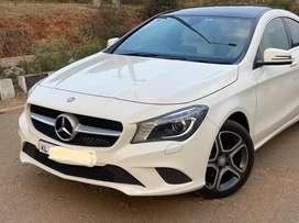 Mercedes-Benz CLA 2017 reg Diesel 54000 Km Driven