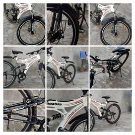 Brand new bicycle . In mint conditon