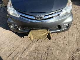 Toyota Avanza G 2012 Manual Pajak baru BLN 9 harga 115jt