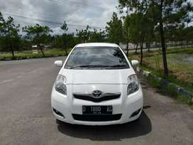 DIJUAL TOYOTA YARIS S AT 2012 WHITE