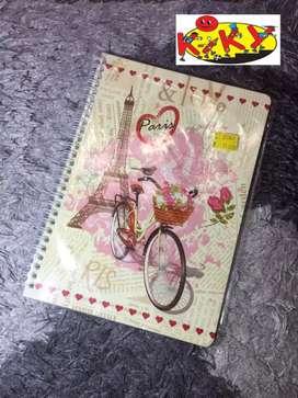 NEW notebook merk KIKY
